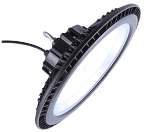 150w Bridgelux Chip UFO High Bay Light Aluminum Alloy Housing For Workshop