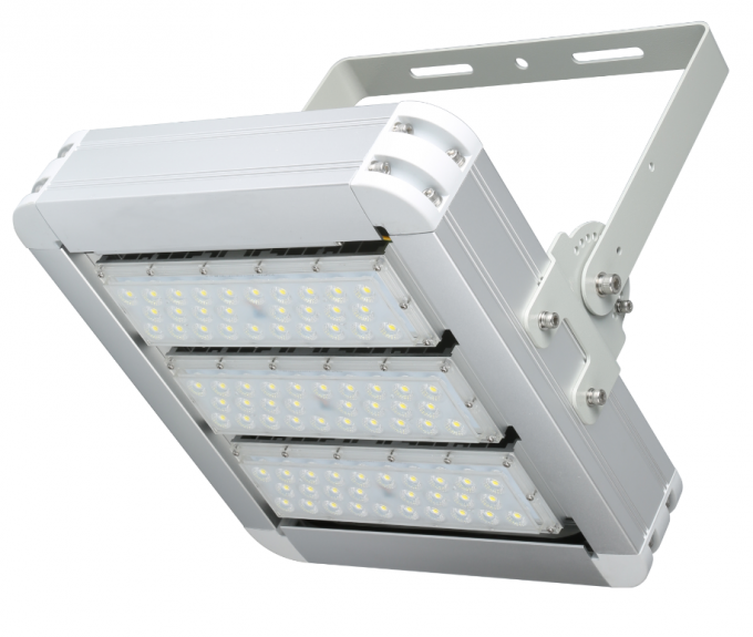 Waterproof 150w Outdoor LED Flood Lights Long Life Span For Basketball Court Lighting