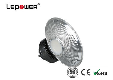 Ultra Bright LED High Bay Light Fixtures 120w 4000K Aluminum Body Material With Radar Sensor