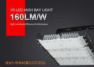 Super Bright 160lm/w 200W LED High Bay Light Dustrproof For Workshop Industrial Area