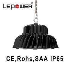 IP65 Waterproof UFO Led High Bay Light , Led High Bay Light Fittings LM-80 Approved