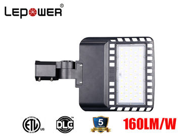 Car Parking High Lumen LED Street Light 60W 80W IP66 With Aluminium Alloying Photosensor