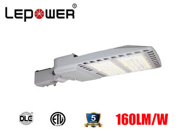 China MOSO Driver Led Parking Lot Light Fixtures 150W LED Shoe Box Type II AC100V -160lm/w supplier