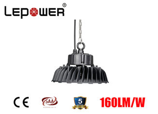 SMD5050 UFO High Bay Light 100W IP66 IK10 155lm/w High Performance SAA Approved
