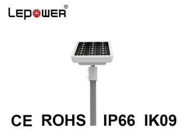 Integrated Solar Outdoor LED Street Lights 60 Watts Controller Reflector Battery Backup