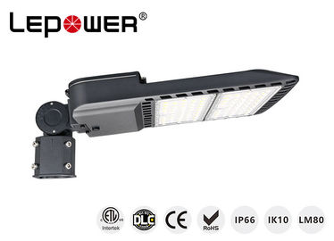 Outdoor High Lumen LED Street Light IP66 160lm/w DLC ETL Certificated For Car Parking Lot