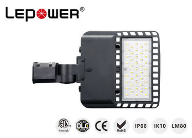 PC Lens LED Shoe Box Lamp 100W High Power Alluminium Housing 5 Years Warranty