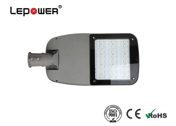 Customized 60w High Lumen Outdoor LED Street Lights 130lm / W Environmental Friendly