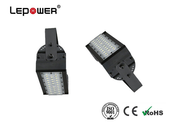 Indoor LED High Bay Light 50W 130 - 140lm / W Aluminum Alloy Housing High Stability